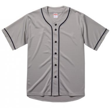 ドライベースボールシャツ 1445