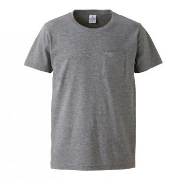 ファインジャージーTシャツ(ポケット付)
