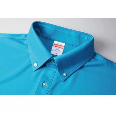 ドライアスレチックポロシャツ(ボタンダウン) 5920