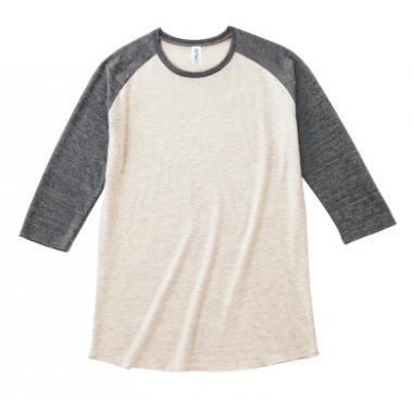 トライブレンド7分袖TシャツTQS-122