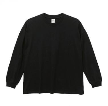 ビッグシルエットロングスリーブTシャツ5019
