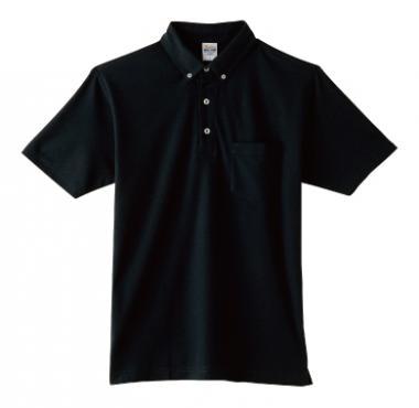 ボタンダウンポロシャツ(ポケット付き)198-BDQ