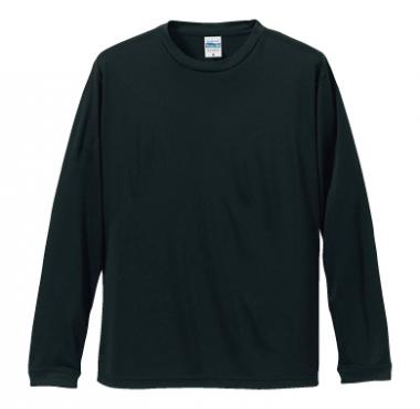 ドライシルキータッチロングTシャツ5089