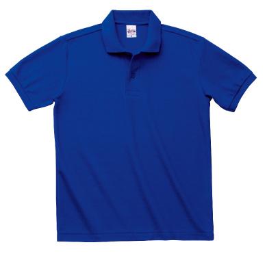 T/Cポロシャツ141-NVP