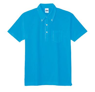 スタンダードB/Dポロシャツ(ポケット付き)