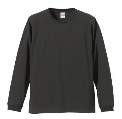 ロングスリーブTシャツ(1.6インチリブ)5011