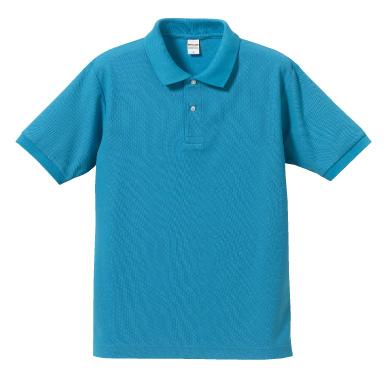 ユーティリティーポロシャツ5050