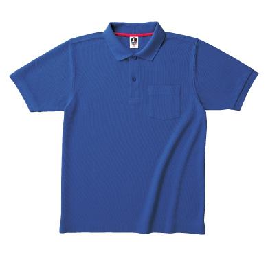 ベーシックスタイルポロシャツ(ポケット付き)