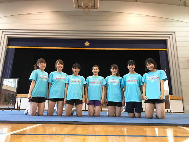 横浜国際高校チアリーディング部