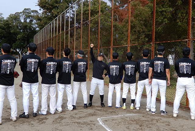 GANKO.F.A オリジナルTシャツ